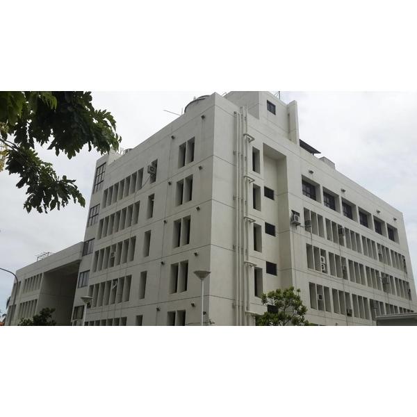 台南市政府衛生局外牆拉皮工程-柏立企業股份有限公司-台南