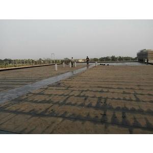 史前博物館屋頂防水毯防水