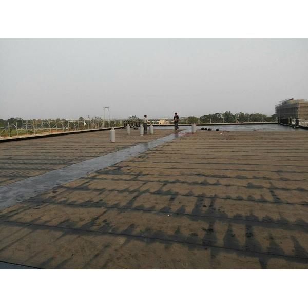 史前博物館屋頂防水毯防水-柏立企業股份有限公司-台南