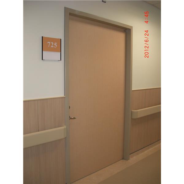 安南分院病房門(1)