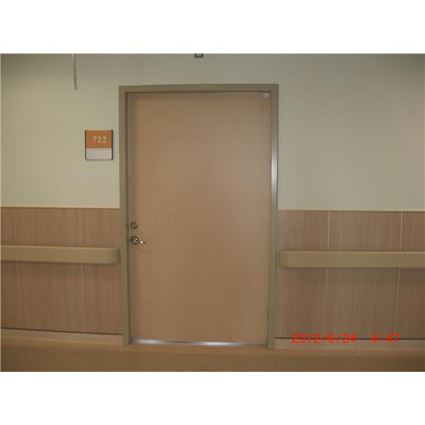 安南分院病房門(2)