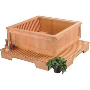 庭園原木湯池-以琳三溫暖設備有限公司-台中