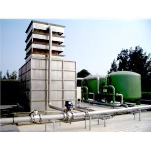 淨水處理-砂濾塔