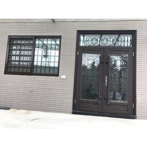 不銹鋼鍛造門窗