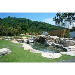景觀生態魚池