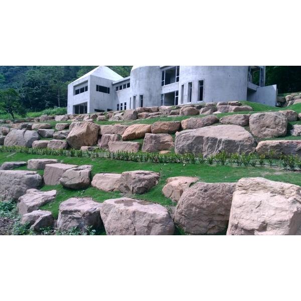 石材景觀規劃-移山景觀有限公司-南投