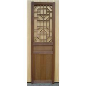 傳統門-正道工藝彩畫有限公司-新北