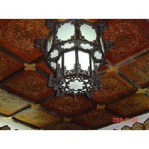 龍鳳天花板宮燈