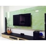 玻璃烤漆電視牆