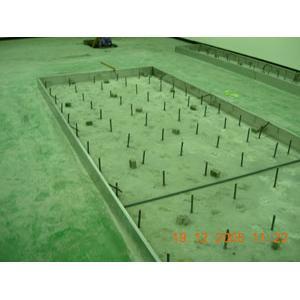 科技廠房植筋及鋼筋組立