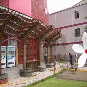 鋼構工程-草莓酒莊(大湖)