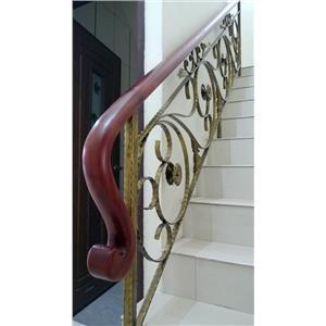 鍛造樓梯扶手