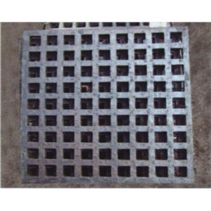 鑄鋁水溝蓋