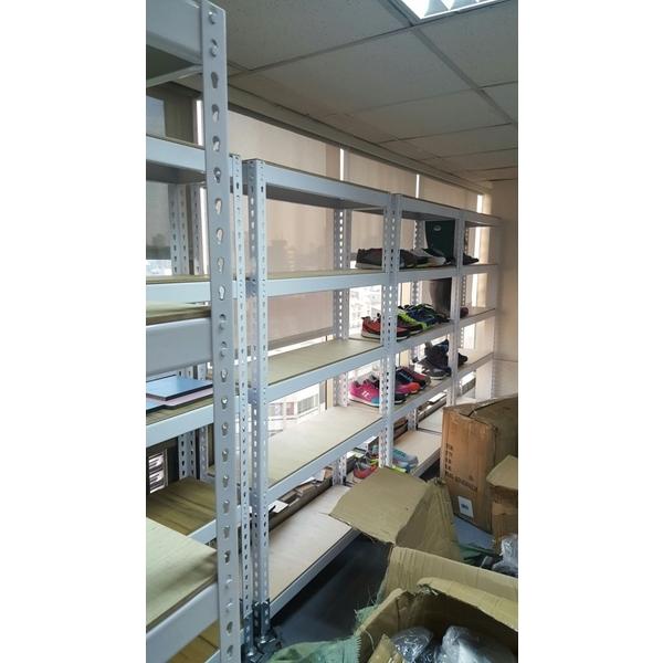 免螺絲組合層架-可力爾倉儲收納物流-台中