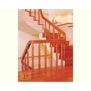 木作扶手812-茂林樓梯扶手地板公司-桃園