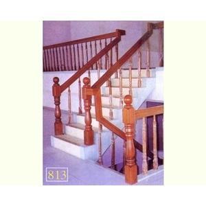 木作扶手813-茂林樓梯扶手地板公司-桃園