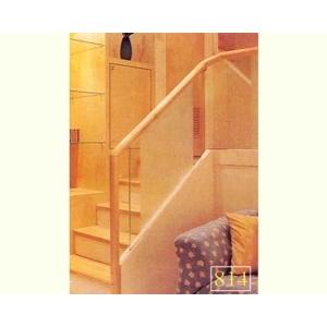 木作扶手814-茂林樓梯扶手地板公司-桃園