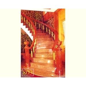 木作扶手803-茂林樓梯扶手地板公司-桃園