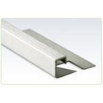 V-CUT S1280不銹鋼修邊條(毛絲面)-合固開發有限公司-滴水條,磁磚修邊條,收邊條,止滑條,發光防滑條,金鋼砂