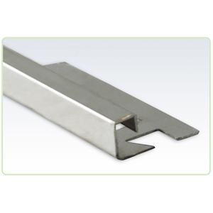 V-CUT S1281不銹鋼修邊條(亮面)-合固開發有限公司-新北