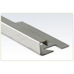 V-CUT S1281不銹鋼修邊條(亮面)-合固開發有限公司-滴水條,磁磚修邊條,收邊條,止滑條,發光防滑條,金鋼砂