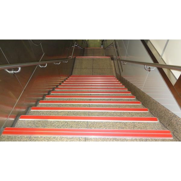 鋁底座止滑條-樓梯實績4-合固開發有限公司-新北