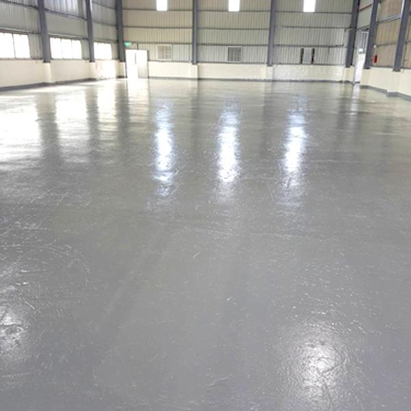 EP環氧灰底漆地板漆完工-瑞怡造漆有限公司-桃園