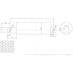 線性致動器.電動滾珠螺桿.電動缸.用途:自動排煙窗機.電動窗廉.-祥瑞工業有限公司-台中