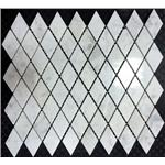AJ01 卡拉拉白菱形