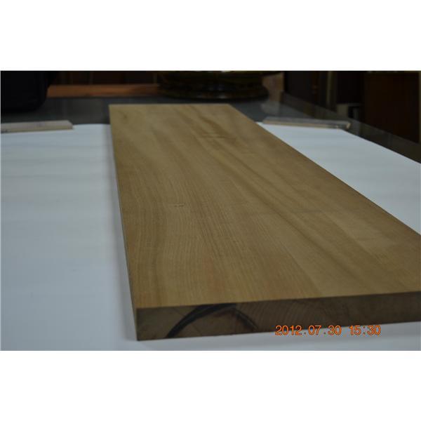 樓替踏板白身-楠木拼板
