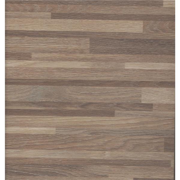 7.8美耐板時尚自然紋系列 北美橡木銀拼接 超耐磨地板