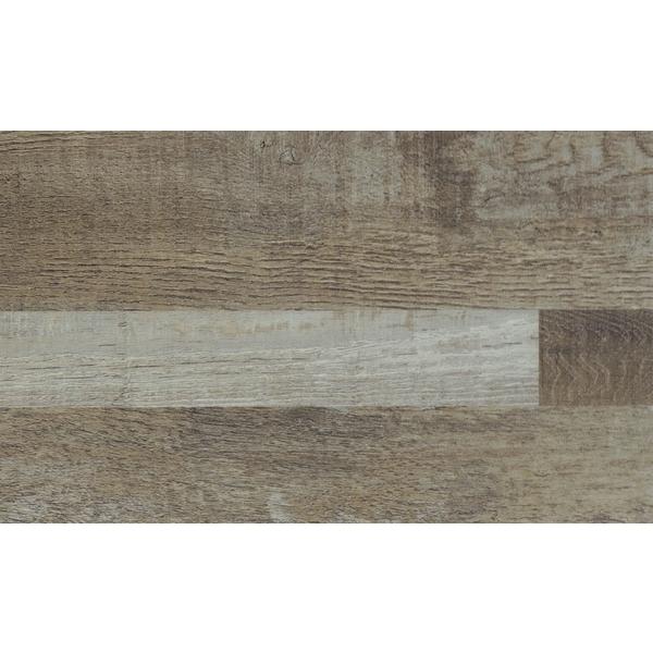 WPC防水超耐磨地板自然拼藥變橡木9580