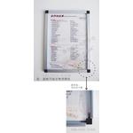 鋁框看板-國登廣告有限公司:立體水晶看板,公司LOGO標牌,指示標誌設計,台中廣告