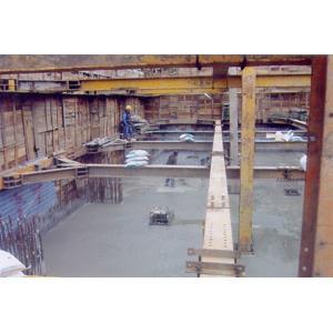 地下室金鋼砂整體粉光-三峽(一貫道)