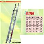 工業用拉梯-日登國際有限公司/昇座-無塵室專用踏台,二階鋁梯,舞台梯,寬板A字梯
