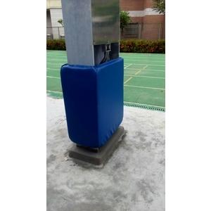 籃球柱包覆護墊