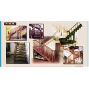 木樓梯-聚峰地板有限公司-台北