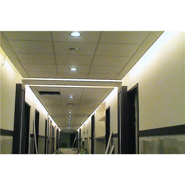 走道矽酸鈣天花板-揚名興業股份有限公司-新北
