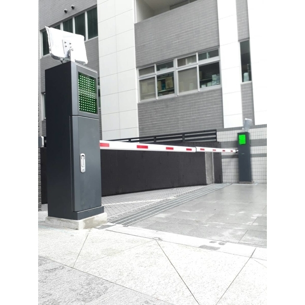 車道門禁管制-訂製款柵欄機-豪庭電機股份有限公司-台北