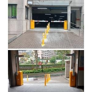長距離車道門禁管制系統