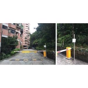 基隆市安樂區-社區車道  車道門禁管制系統