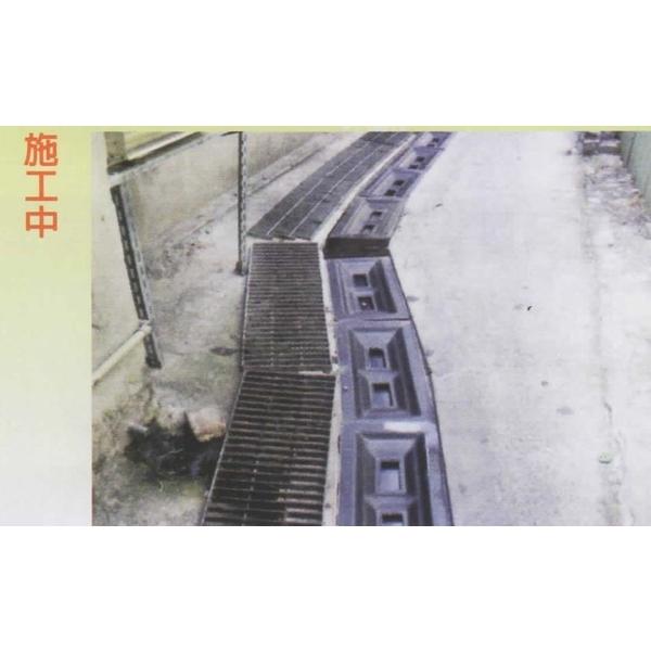 防臭防蚊水溝蓋施工中A-長勝環境科技有限公司-台南