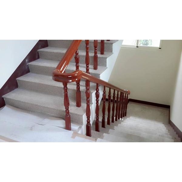 木作樓梯扶手
