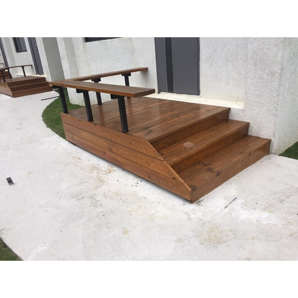 木製平台-皇家木作工程-花蓮