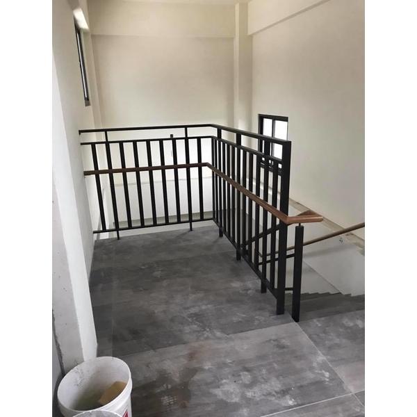 扶壁式扶手-皇家木作工程-花蓮