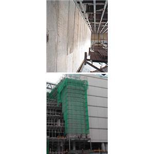 鋼架式輕質水泥預鑄板外牆-吉欣開發工程有限公司-台北