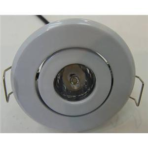 LED小型1W崁燈