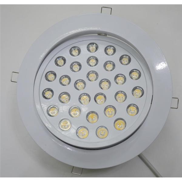 30W LED 崁燈 8吋
