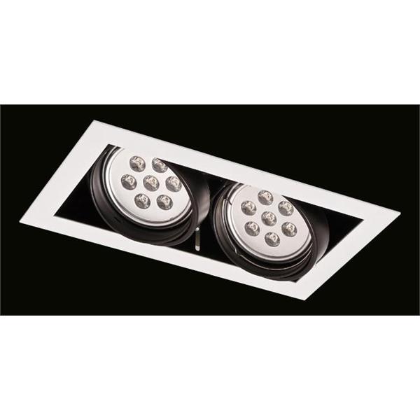 雙燈 18W 盒燈