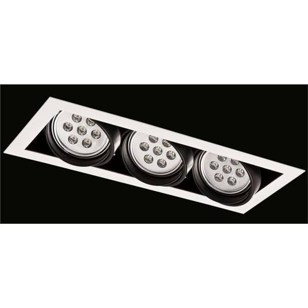 LED 3燈 27W 盒燈